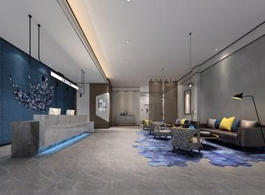 新郑柏德蕊精品酒店设计