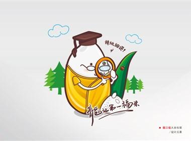 龙江福大米包装