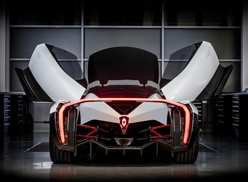 来自新加坡的电动汽车公司Vanda Electrics推出了旗下的纯电动跑车——Dendrobium