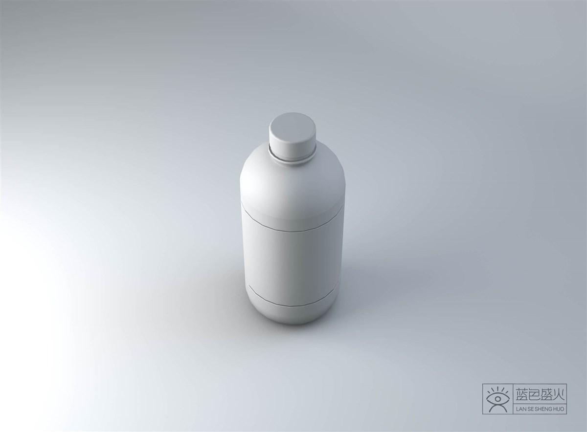 蓝色盛火新作-恒大球球维生素功能饮料