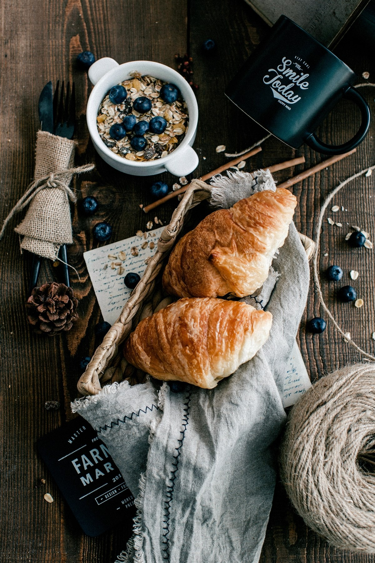希望每天都被这样的早餐唤醒