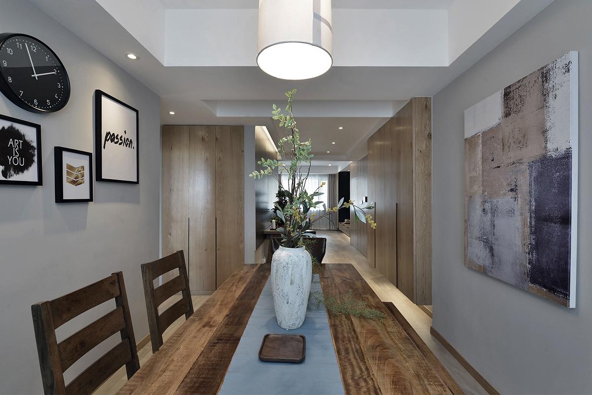现代简约风公寓