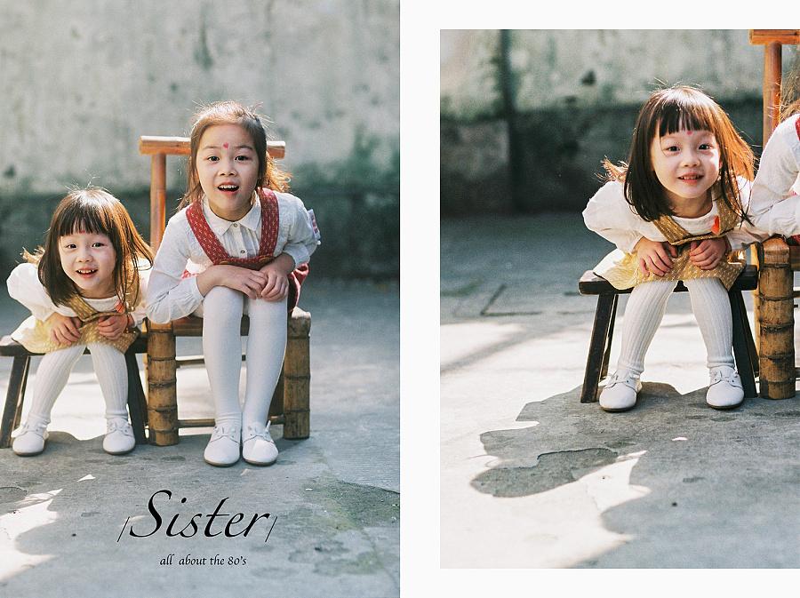 给旧时光的信—儿童摄影
