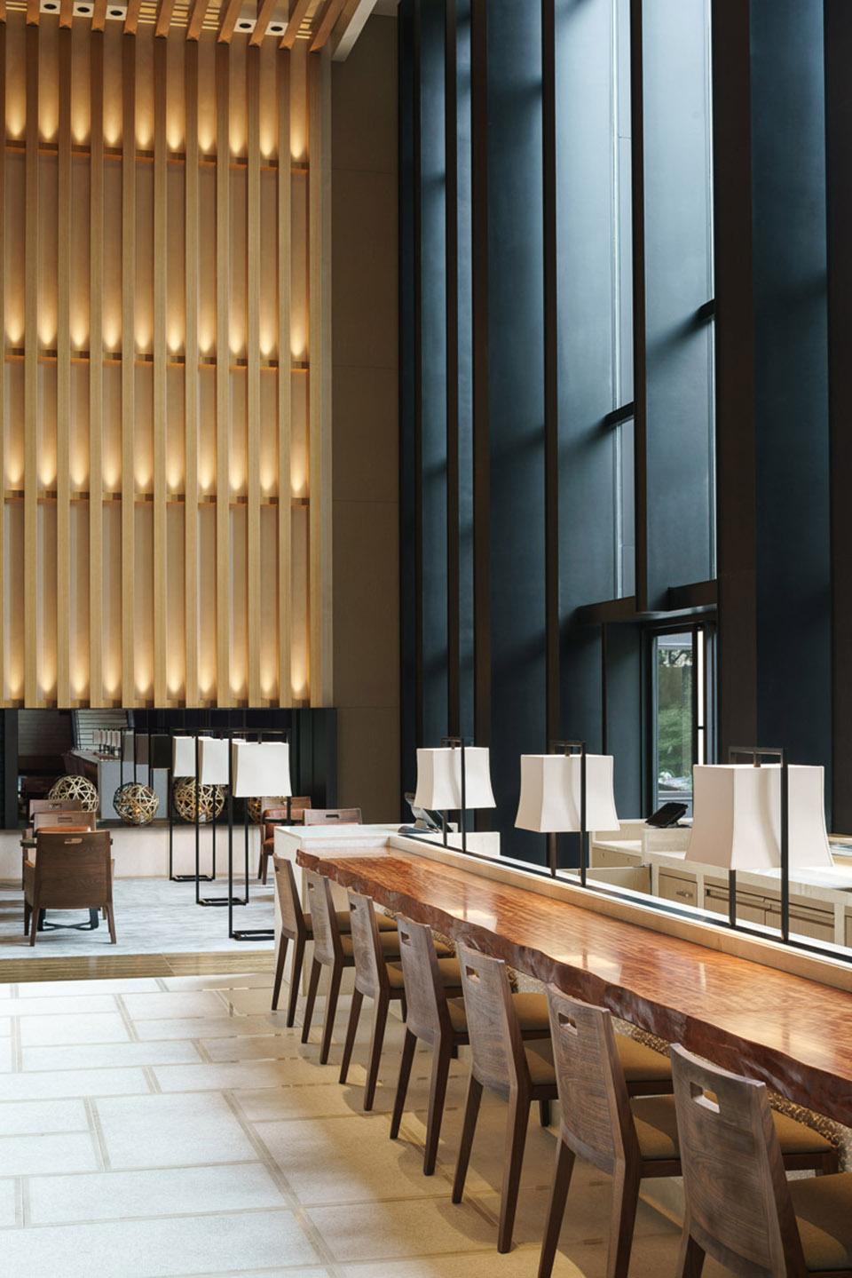 京都四季酒店全日餐厅