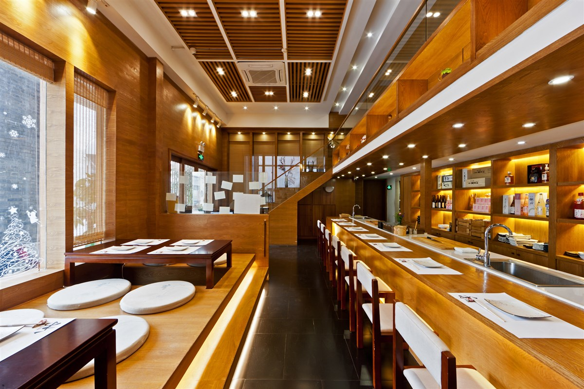 餐饮空间禾料理