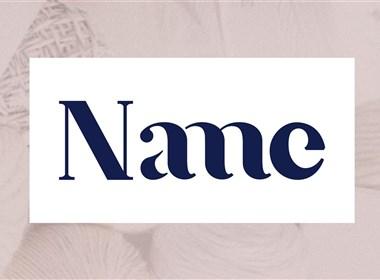 Name原创品牌VI(二)--時与間設計