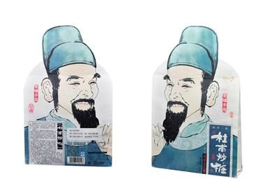 一道设计原创——茶叶/食品/酒类品牌VI包装整体设计