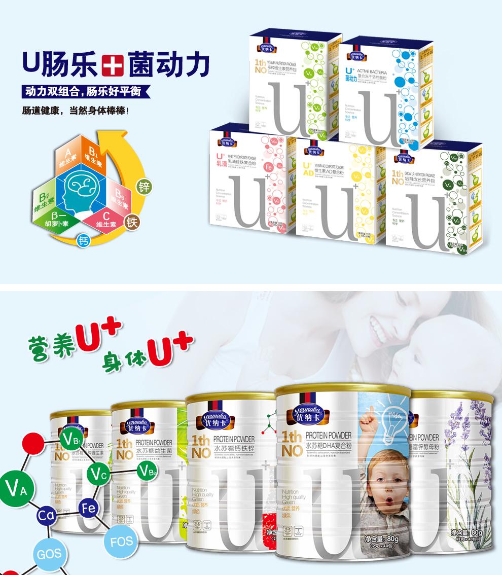 【百纳食品包装设计】优纳卡品牌整合案例2.0