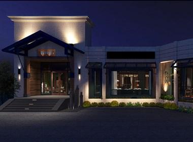 主题餐厅设计-许昌群英会餐厅设计