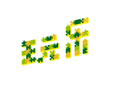 三月标志字体集合