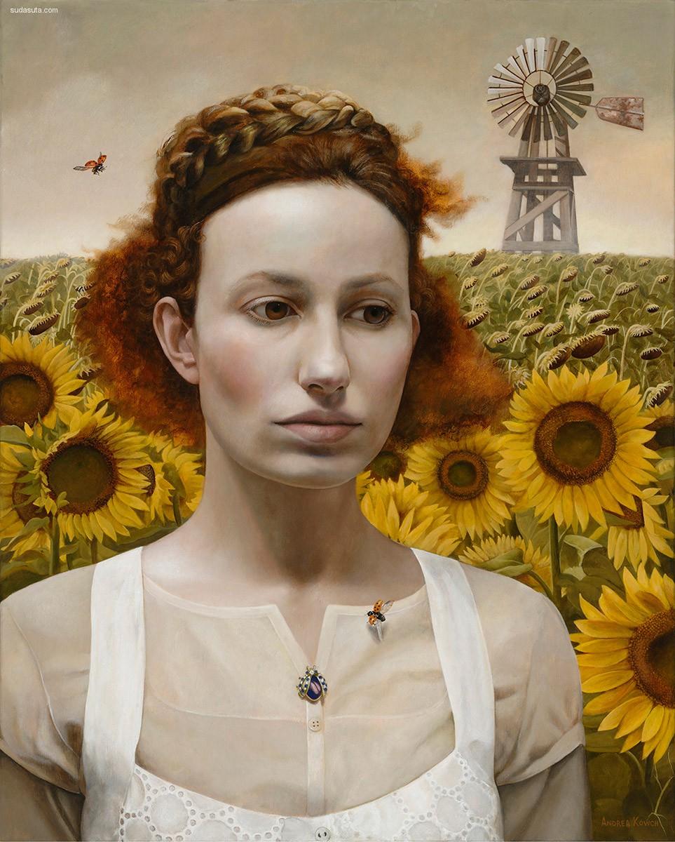 超现实主义绘画欣赏