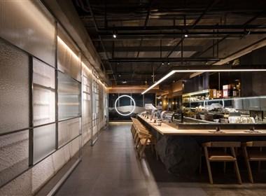 东方风餐厅空间设计