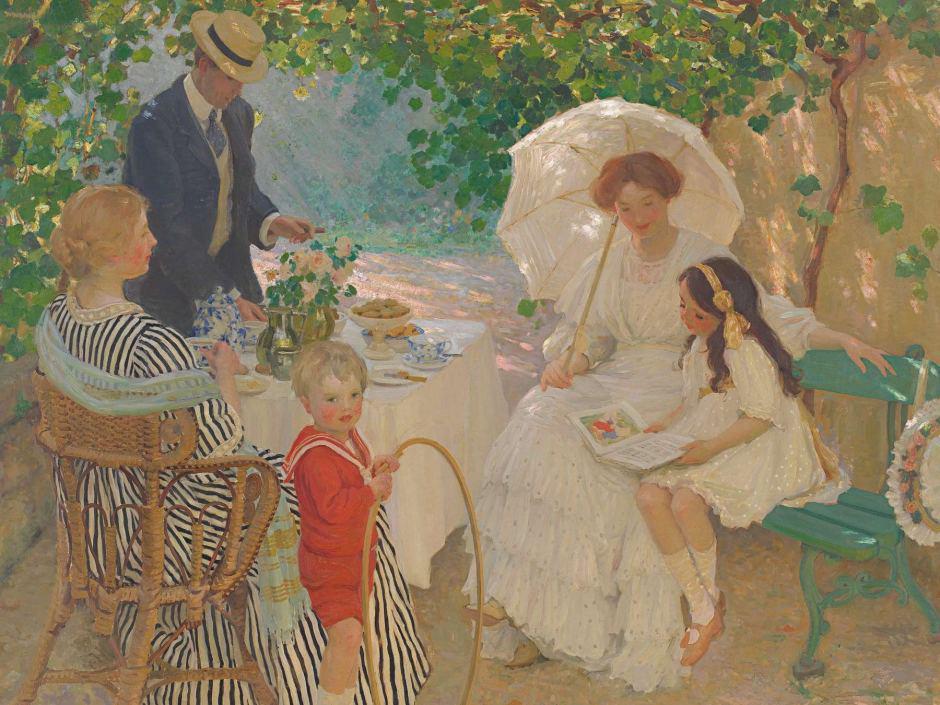 古典主义绘画作品欣赏