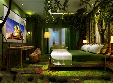 贵阳维罗纳主题酒店设计