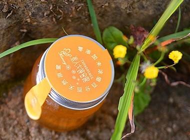 个人蜂蜜品牌包装设计
