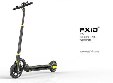 品向工业设计 电动滑板车设计