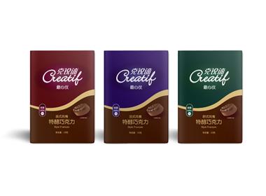 Créatif克瑞谛 巧克力包装设计 岩上制造品牌设计机构