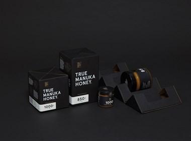 蜂蜜包裝設計