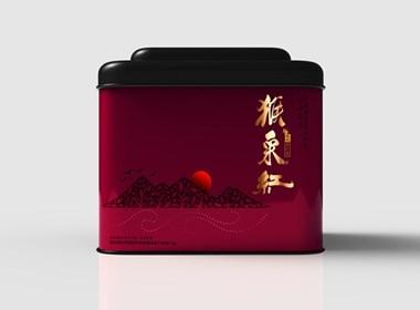 猴采红 · 茶叶包装