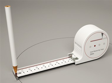 Hole Measuring Tape-带孔的卷尺