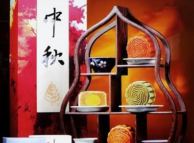 广州四季酒店月饼包装作品|半笺赋形象设计 包装作品