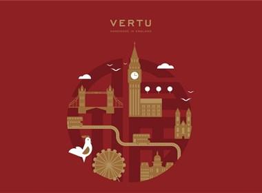 vertu项目内容:新年主视觉