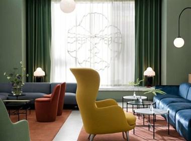 现代风窗帘怎样搭,才能为居室锦上添花?