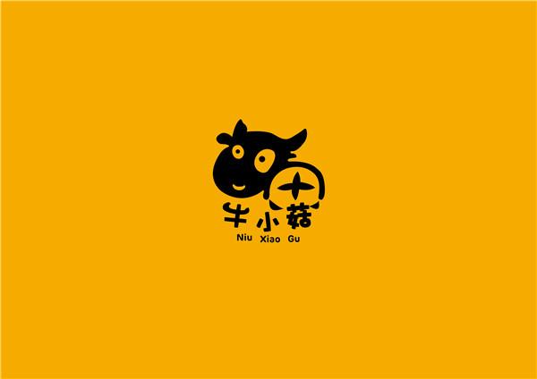 牛小菇香菇酱品牌形象包装策划设计 佐餐食品包装设计 包装设计 东德设计 济南设计
