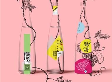 创意白酒包装——年轻化的白酒