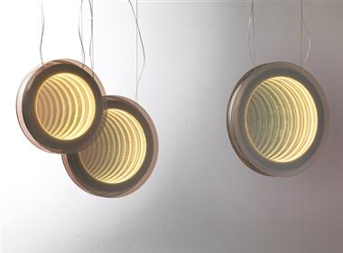 新款灯饰打造创意空间