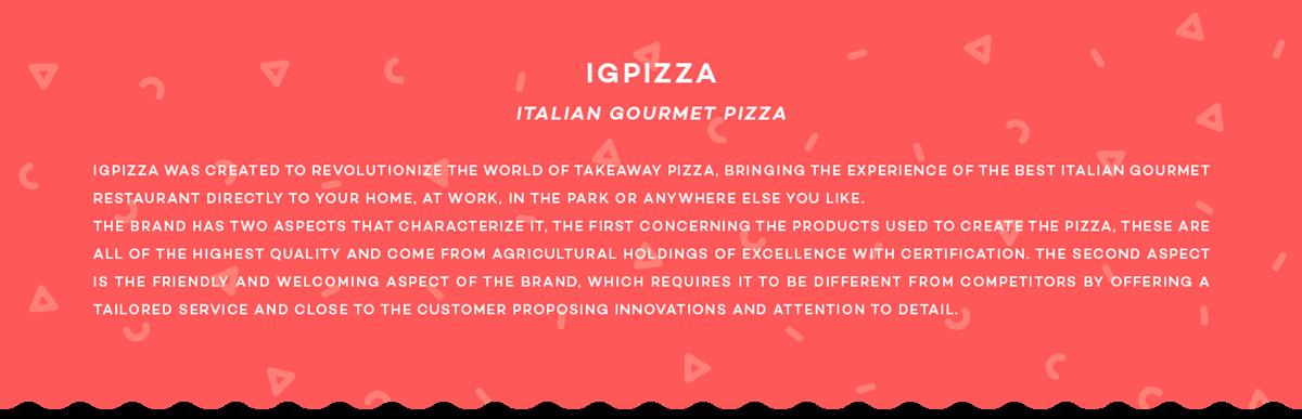 IGPizza食品类品牌设计欣赏