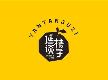 标志设计 企业VI设计 延谈桔子/黑米品牌设计