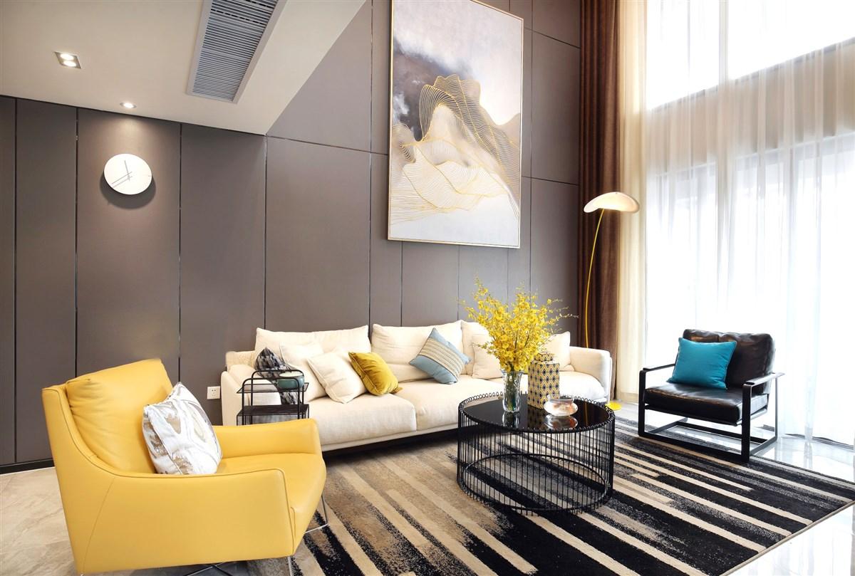 现代风格别墅空间