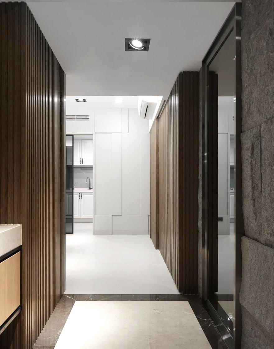 三房现代风公寓