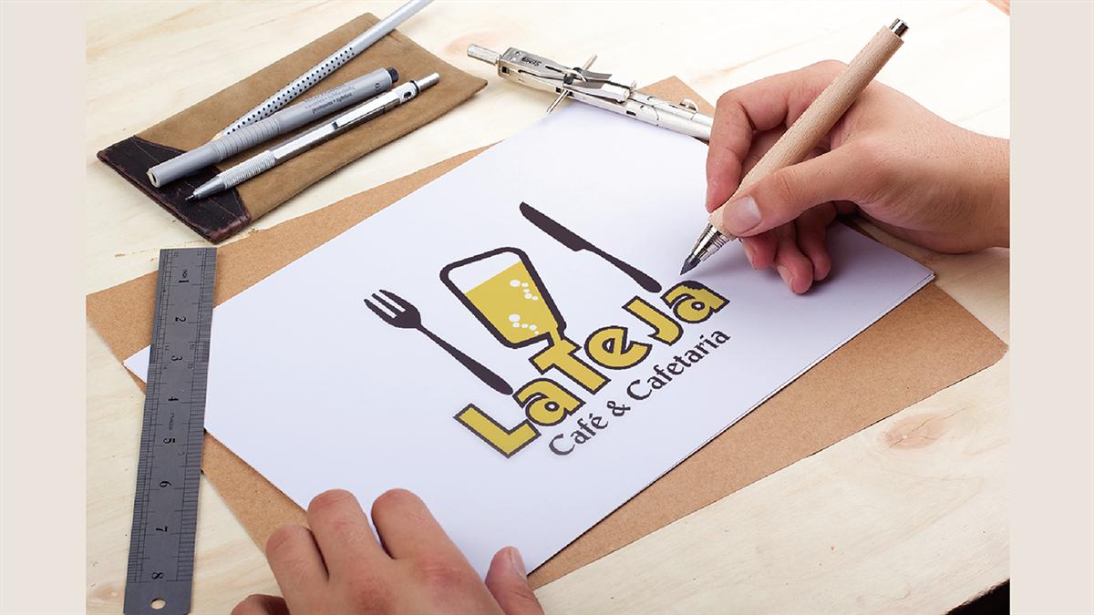 LATEJA餐饮品牌设计