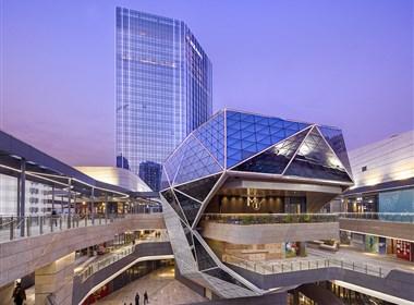 深圳汇港商业中心建筑