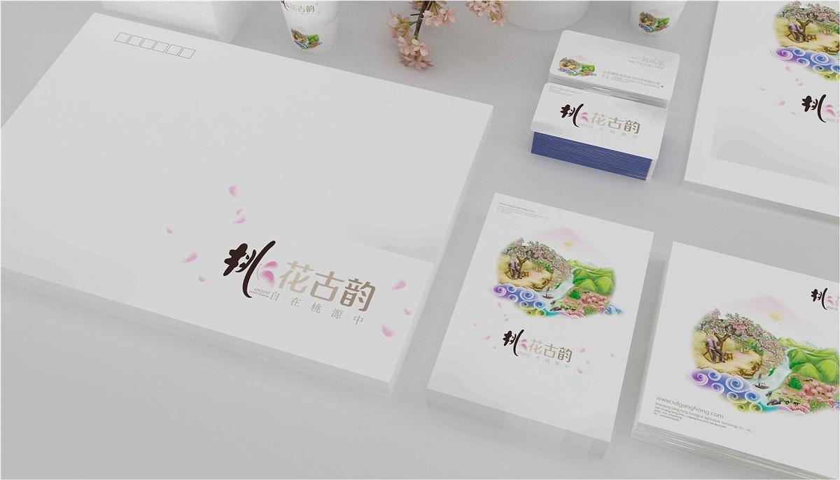 桃花古韵——衡水徐桂亮品牌设计