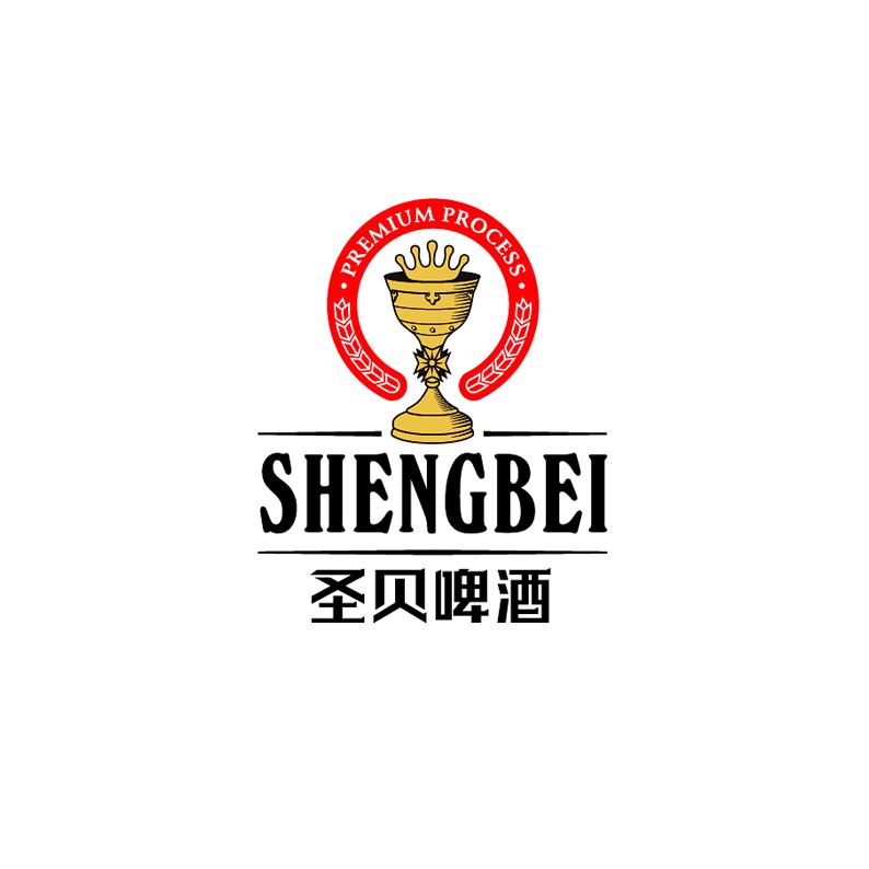 北京博创设计作品赏--圣贝啤酒品牌与包装