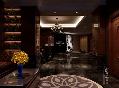 岷山演艺厅-成都演艺厅设计丨成都演艺厅装修丨古兰装饰