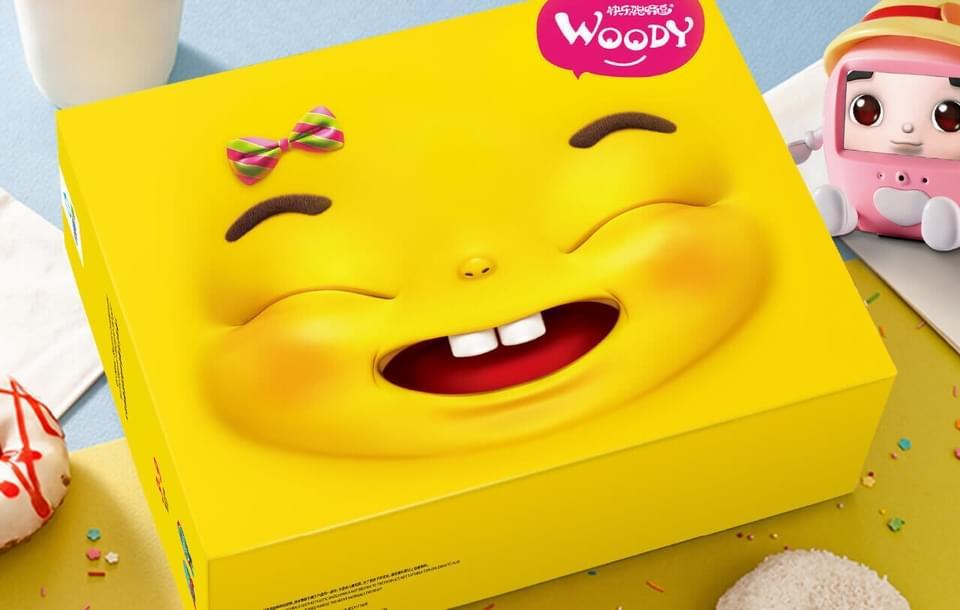 包装设计|快乐聪明逗玩具