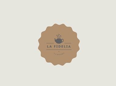 LaFidelia花茶包装设计