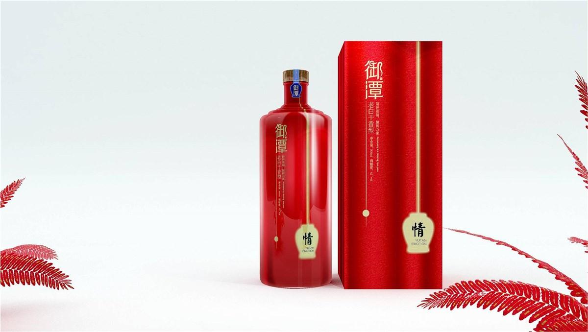 御潭——衡水徐桂亮品牌设计