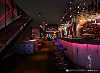 佛山酒吧-成都酒吧设计丨成都酒吧装修丨古兰装饰
