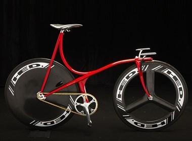 [薛聿铭]基路伯CHERUBI打造顶级钢管场地自行车