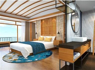 酒店设计——云设业设计机构《北海涠洲岛下坑酒店项目》