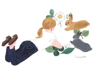 那些舒服的小日子插画欣赏
