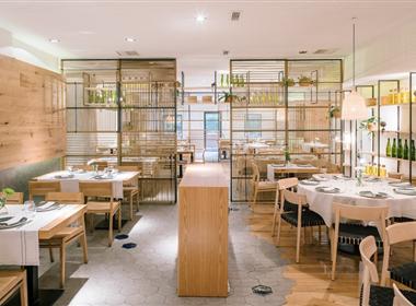 小清新的Enxebre餐厅,适合小资的你