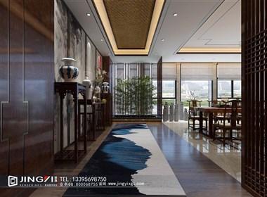 景逸效果图设计—最新出品中式家装效果图