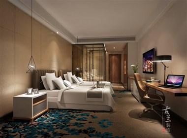 塔莎主题酒店-成都酒店设计丨成都酒店设计公司丨古兰装饰