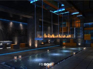 鱼骨设计-丽江U·Hotel